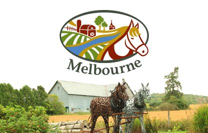 MUNICIPALITÉ CANTON DE MELBOURNE