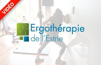 ERGOTHÉRAPIE DE L'ESTRIE